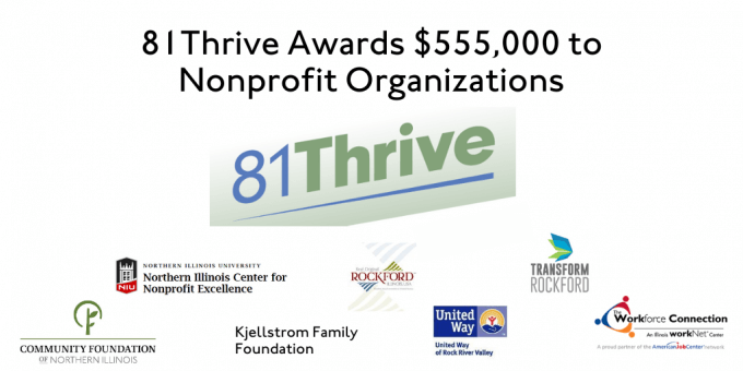 81Thrive Awards $555,000 to Nonprofit Organizations