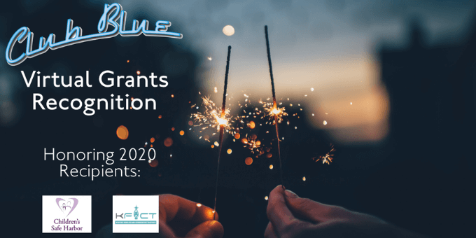 Club Blue announces 2020 Grant Recipients