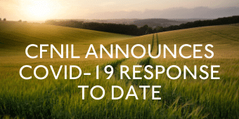 CFNIL Announces To Date Commitment to COVID-19 Response