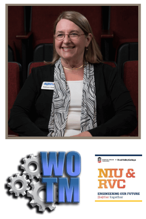 WoTM Ruthann Gaston Women in Engineering Scholarship